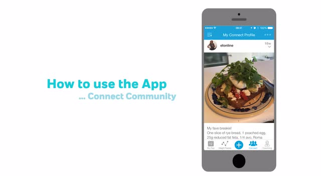 Check Out Connect For Web Weight Watchers