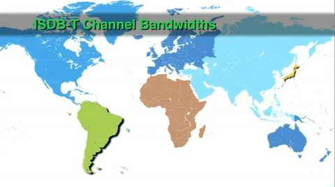 Anritsu Supports 8MHz ISDB-T Channel Bandwidths
