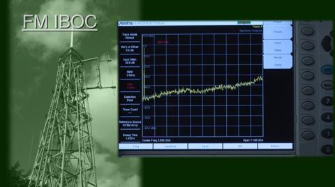 In-Band On Channel (IBOC) Measurements for Proofing HD Radio Signals