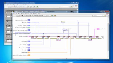 National Instruments LabVIEW automates RADAR signal simulation