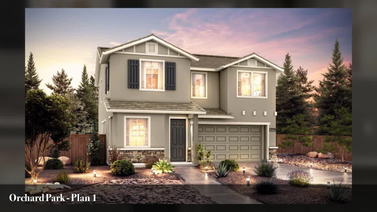 Orchard Park In Hollister CA New Homes Floor Plans By Blue