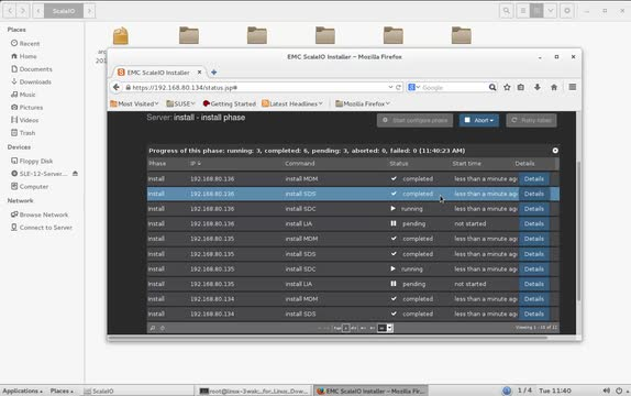 Video: ScaleIO on SUSE Linux in Minutes - Installation Video