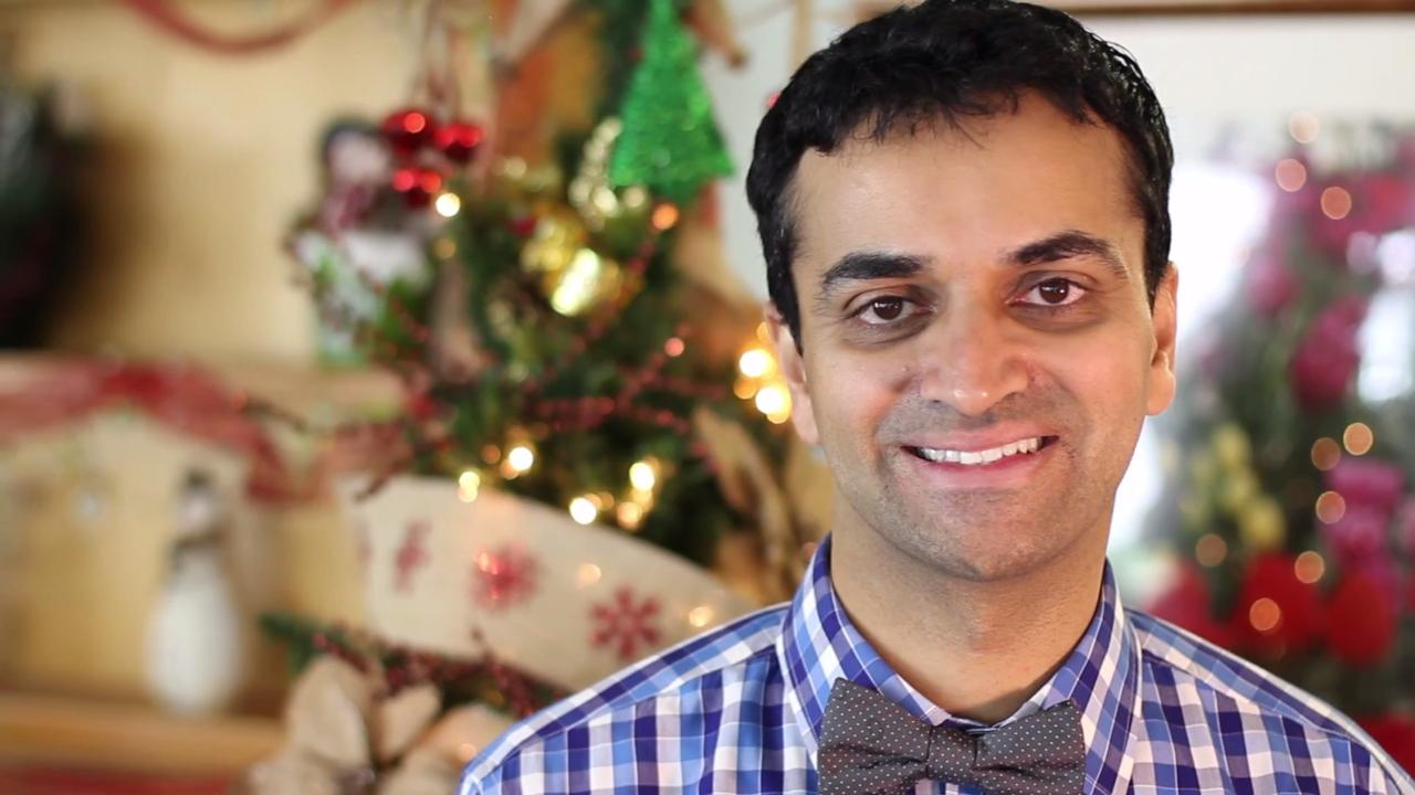 Raheel Khan, D.O., psychiatrist with Sutter Center for Psychiatry, offers some tips to help prevent the holiday blues.