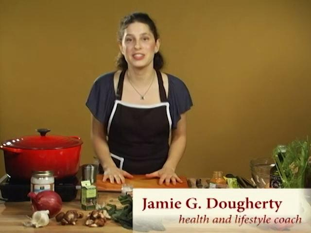 Featuring Jamie Dougherty, Health and Lifestyle CoachWellness for Life is a cooking class sponsored by Alta Bates Summit Medical Center and Whole Foods Market that was offered in Berkeley, California.