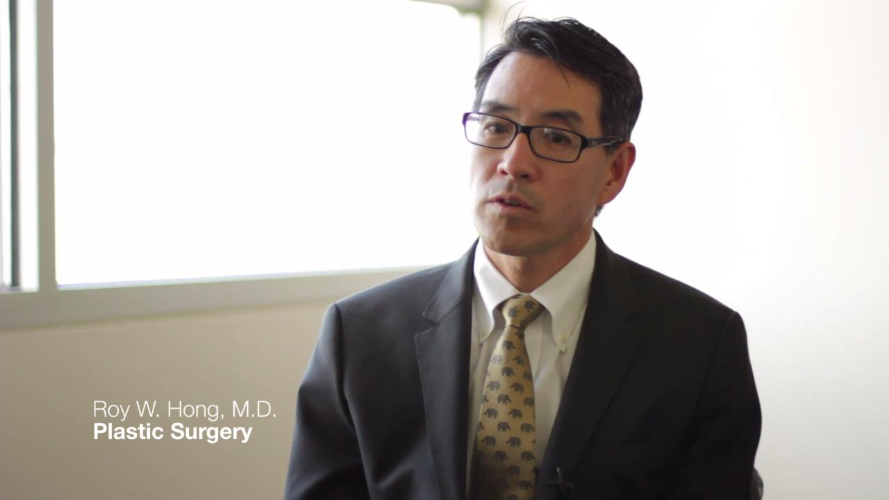http://www.pamf.org/dr-roy-w-hong.html. Dr. Hong, Palo Alto Cosmetic Surgeon, talks about the benefits of liposuction and who is the best candidate for the procedure.  He is a doctor at the Palo Alto Medical Foundation.