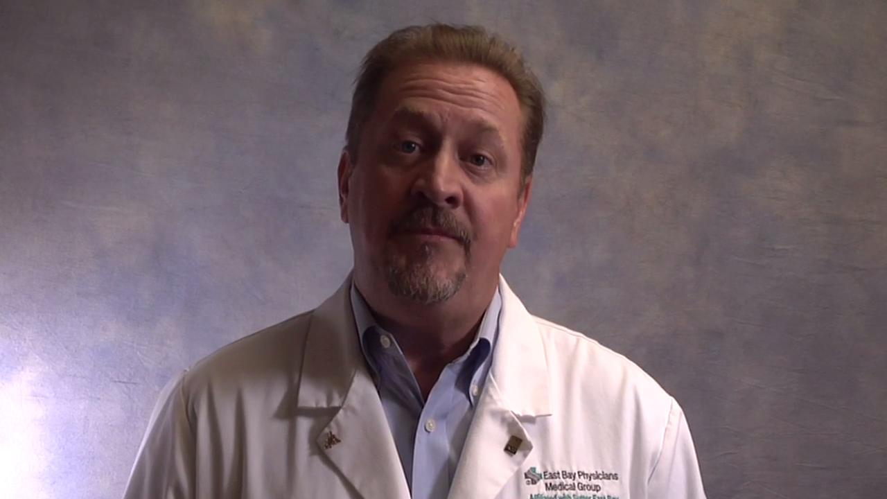 "Dr. Jeffrey Leinen describes how important it is to store ""In Case of Emergency"" (I.C.E.) information to help medical technicians care for you in a medical emergency."