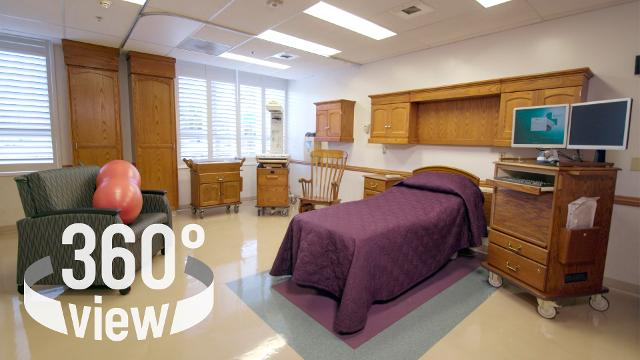 360 Tour of Labor, Delivery & Recovery