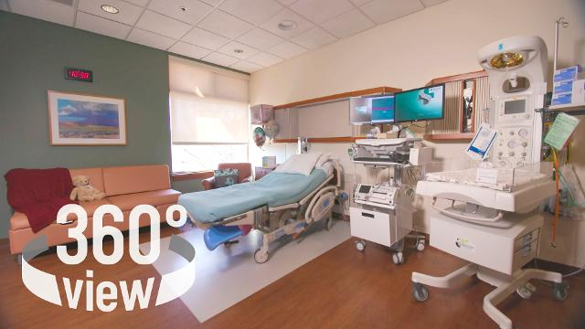 360 Tour of Labor, Delivery and Recovery