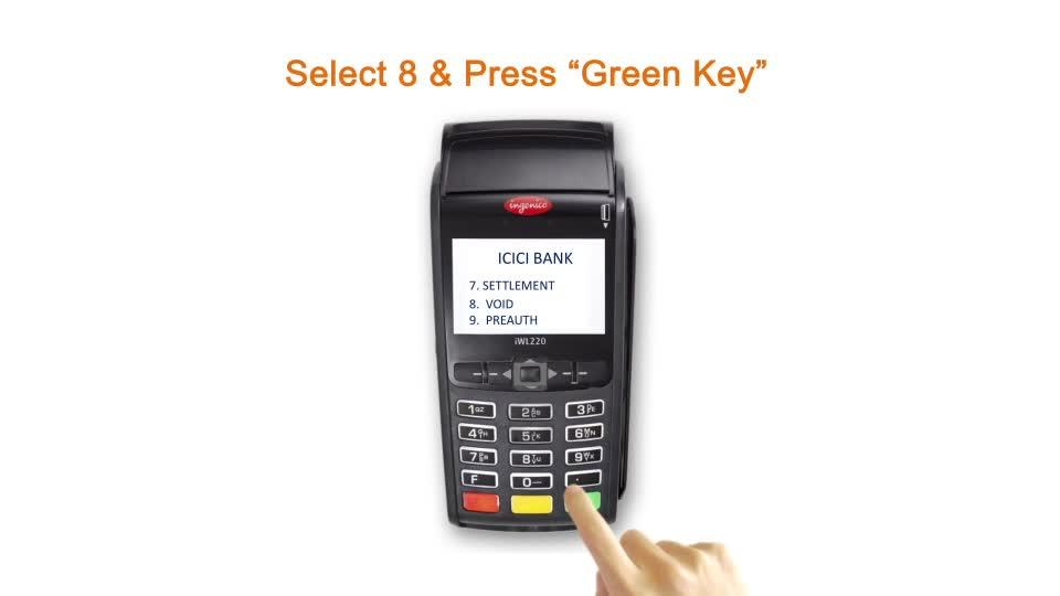 How to Use IWL220 Terminal | ICICI Merchant Services